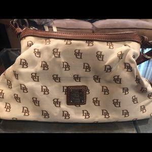 Authentic Dooney & Bourke bag